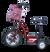 eWheels EW-18 Electric Scooter - Side 2
