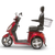 eWheels EW-36 Electric Scooter - Red Side