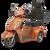 eWheels EW-36 Electric Scooter - Orange