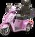 eWheels EW-36 Electric Scooter - Pink