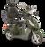 eWheels EW-36 Electric Scooter - Camo 2