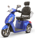 eWheels EW-36 Electric Scooter - Blue