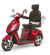 eWheels EW-36 Electric Scooter - Red