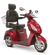 eWheels EW-36 Electric Scooter - Red 2