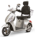 eWheels EW-36 Electric Scooter - Silver