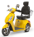 eWheels EW-36 Electric Scooter - Yellow