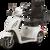 eWheels EW-36 Electric Scooter - White