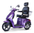 eWheels EW-36 Electric Scooter - Purple
