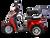eWheels EW-38 Electric Scooter - Side 2