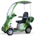 eWheels EW-54 Electric Scooter - Green