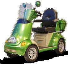eWheels EW-52 Electric Scooter - Green