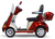 eWheels EW-52 Electric Scooter - Side