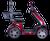 eWheels EW-72 Electric Scooter - Side