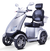 eWheels EW-72 Electric Scooter - Silver