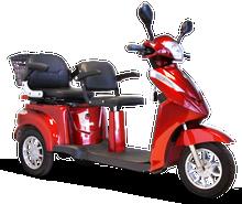 eWheels EW-66 2 Passenger Electric Scooter