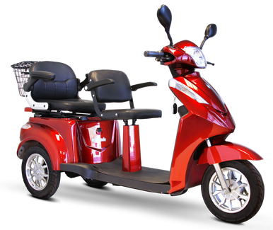 eWheels EW-66 2 Passenger Electric Scooter