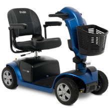 Pride Victory 10.2 4 Wheel Scooter - Ocean Blue