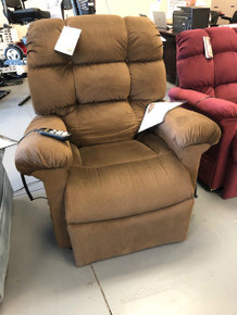 Open Box Sale!!! Golden MaxiComfort Cloud Sleep'N Lift Chair - Hazelnut