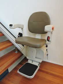 Merits Aviator Stair Lift - Brown