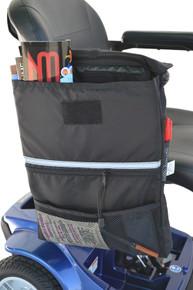 Diestco Extra Large Storage Saddle Bag - B2123