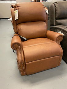 Open Box Sale! Golden MaxiComfort Pub Chair - Brisa Bridle