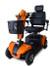EV Rider CityRider - Orange