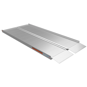 Aluminum Single-Fold Ramp