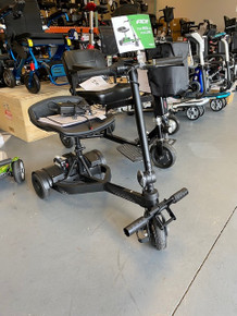 Open Box Sale!!! Pride iRide Folding Scooter