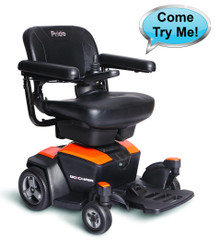 Pride Go-Chair - Come Try Me