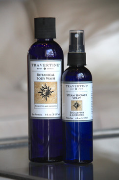 Eucalyptus + Lavender Shower Duo