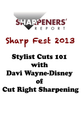 Stylist Cuts 101: What Shear Sharpeners Should Know with Davi Wayne-Disney of Cut Right Sharpening