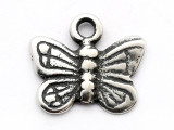Butterfly - Pewter Pendant (PW236)