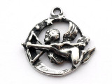 Cupid - Pewter Pendant (PW237)