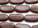 Brown Tabular Resin Beads 44mm (RES21)