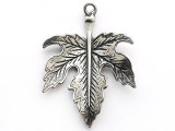 Leaf - Pewter Pendant (PW247)