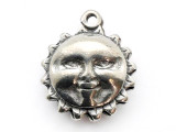 Sun - Pewter Pendant (PW268)