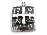 Celtic Four Elements - Pewter Pendant (PW300)