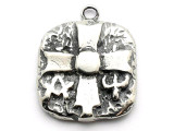 Celtic Four Elements - Pewter Pendant (PW303)