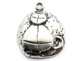 Celtic Cat - Pewter Pendant (PW308)