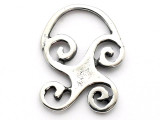 Celtic Four Directions - Pewter Pendant (PW313)