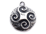 Celtic Four Directions - Pewter Pendant (PW316)