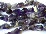 Amethyst Nugget Gemstone Beads 14-20mm (GS1395)