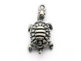 Turtle - Pewter Pendant (PW565)
