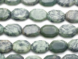 Jade Tabular Gemstone Beads 25mm (GS1529)