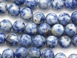 Sodalite Round Gemstone Beads 10mm (GS1697)