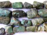 Natural Turquoise Nugget Beads 20-25mm (TUR132)