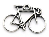 Bicycle - Pewter Pendant (PW336)