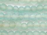 Coke Bottle Recycled Glass Beads 14-16mm - Africa (RG97)
