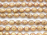 Brass & Copper Metal Prayer Beads - Ethiopia (ME177)