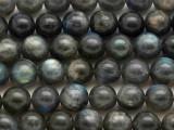Labradorite Round Gemstone Beads 10mm (GS2002)